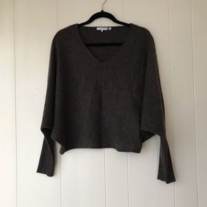 360 Cashmere Cropped Sweater